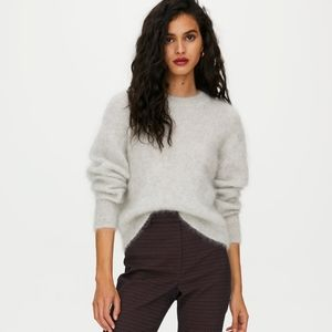 Wilfred mohair sweater